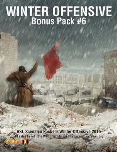 ASL : Winter Offensive Pack 6 (2015)